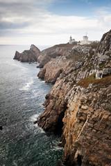 pointe bretagne falaise toulinguet presqu'ile crozon finistère