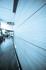 Airport Departures terminal