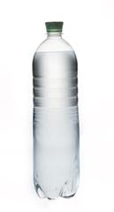 Bottle of soda mineral water