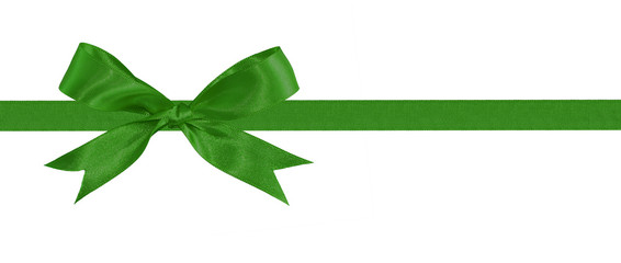 Schleife Grün