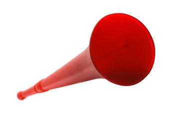 red vuvuzela