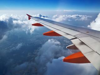 plane heading back home