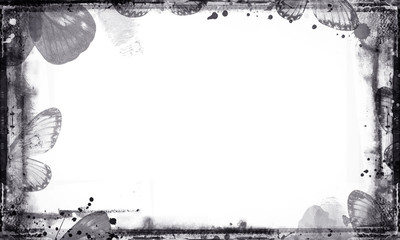 Grunge border for your images