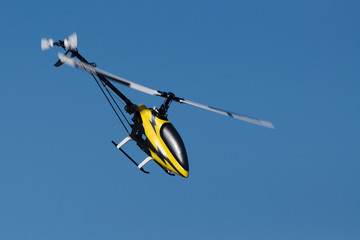 model helicopter