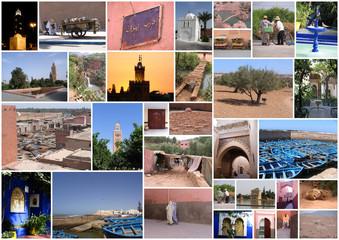 Composition Maroc
