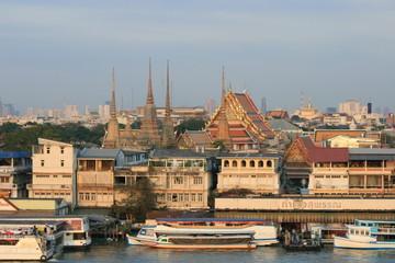 Bangkok city, Thailand.