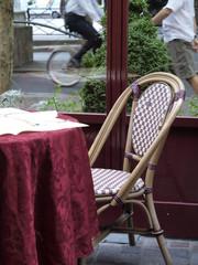 Restaurante en Paris