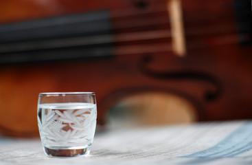 Glas Violine Zeitung