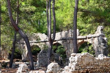 Phaselis - Turchia