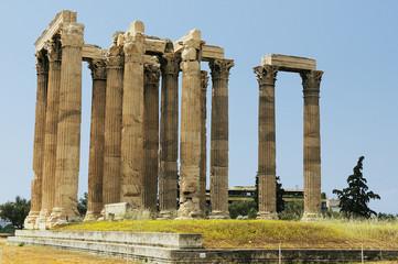 temple Olympieion, Athènes