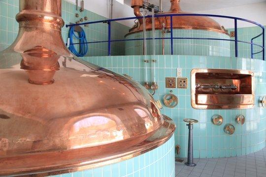 Braukessel, Brauerei, Bierherstellung