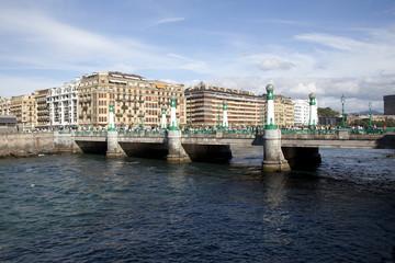 Donostia - San Sebastiàn - Ponte Zurriola