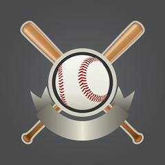 Baseball Design Element Set 2