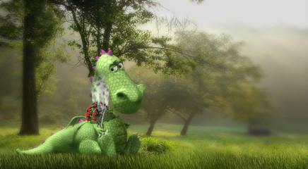 Papiers peints Dragons dragilady