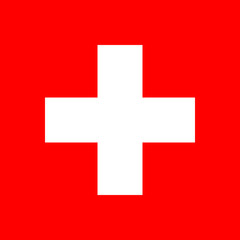 Wall Mural - Switzerland Flag