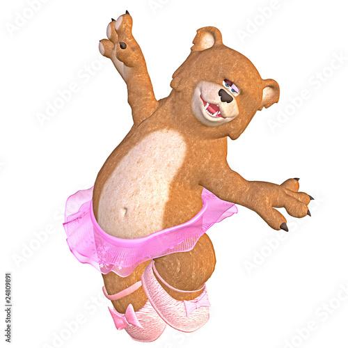 oso bailarín putas en c
