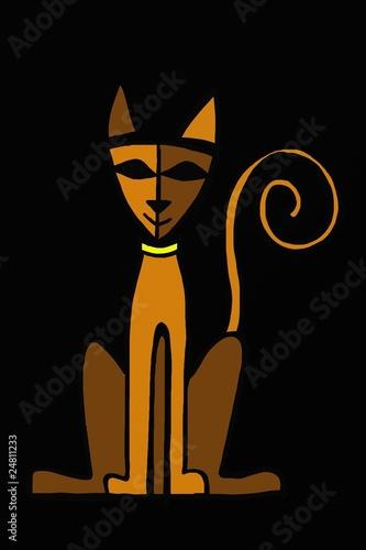 Gatto Stilizzato Stock Photo And Royalty Free Images On Fotolia Com