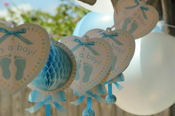baby shower-decoration