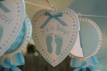 baby-shower decoration