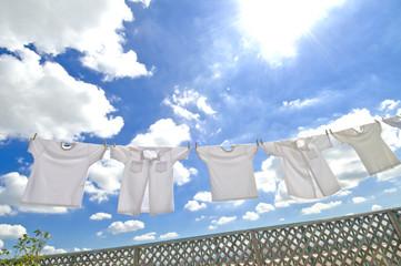 Obraz 洗濯 - fototapety do salonu