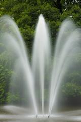 Springbrunnen Fontäne