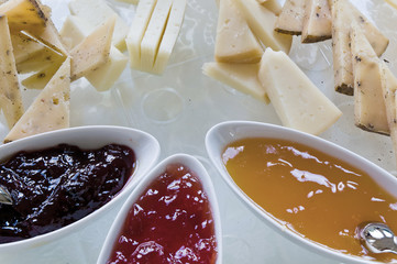 Assaggio di formaggi