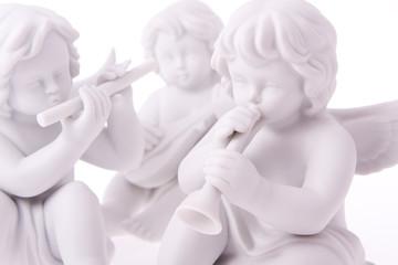 Band of porcelain angels