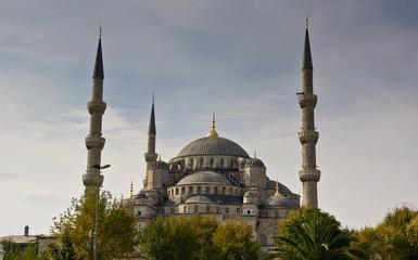 Mezquita Azul en Estambul Turquia