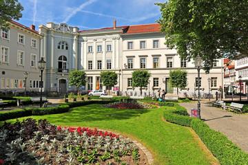 Die alte Mensa der Universität in Göttingen