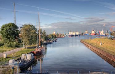 Emder Hafen 2
