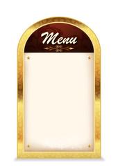 Etichetta Menu