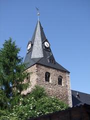 St. Johanniskirche In Wernigerode