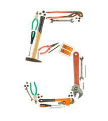 tools number