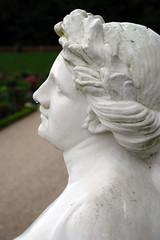 Brunnenfigur mit Nasentropfen, Königsschloß Het Loo
