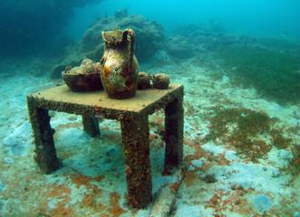 still life Underwater, Grenada