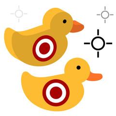Duck Shooting Target