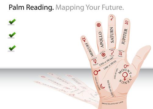 Palm Reading Slide