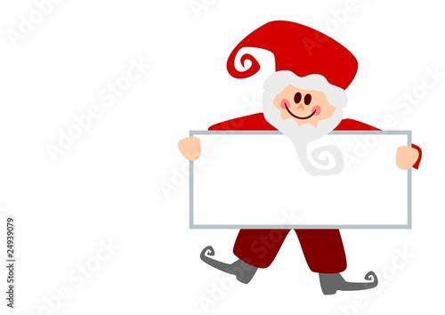 Weihnachtswichtel mit schild stockfotos und lizenzfreie bilder auf bild 24939079 - Clipart weihnachtswichtel ...