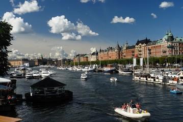 Sztokholm Strands Gattan