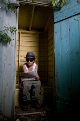 Outhouse Hipster