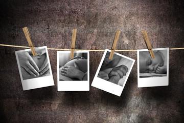 La gioia della maternità