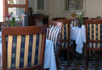 Restaurant in Oaxaca city