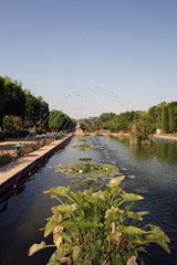 Cordoba. Alcazar's Gardens