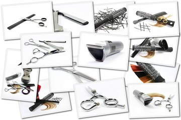 Coiffure - Outils