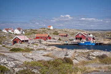 Foto op Aluminium Arctica Käringön