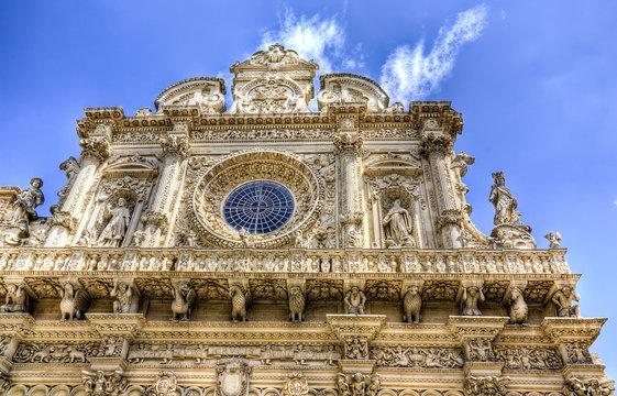 Chiesa Santa Croce Lecce