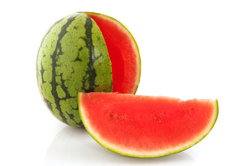 Cut water melon
