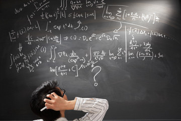 Looking at difficult complex equation