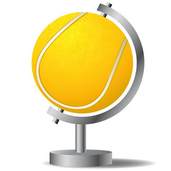 Tennis_Globe