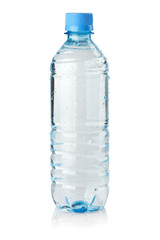 Soda water bottle
